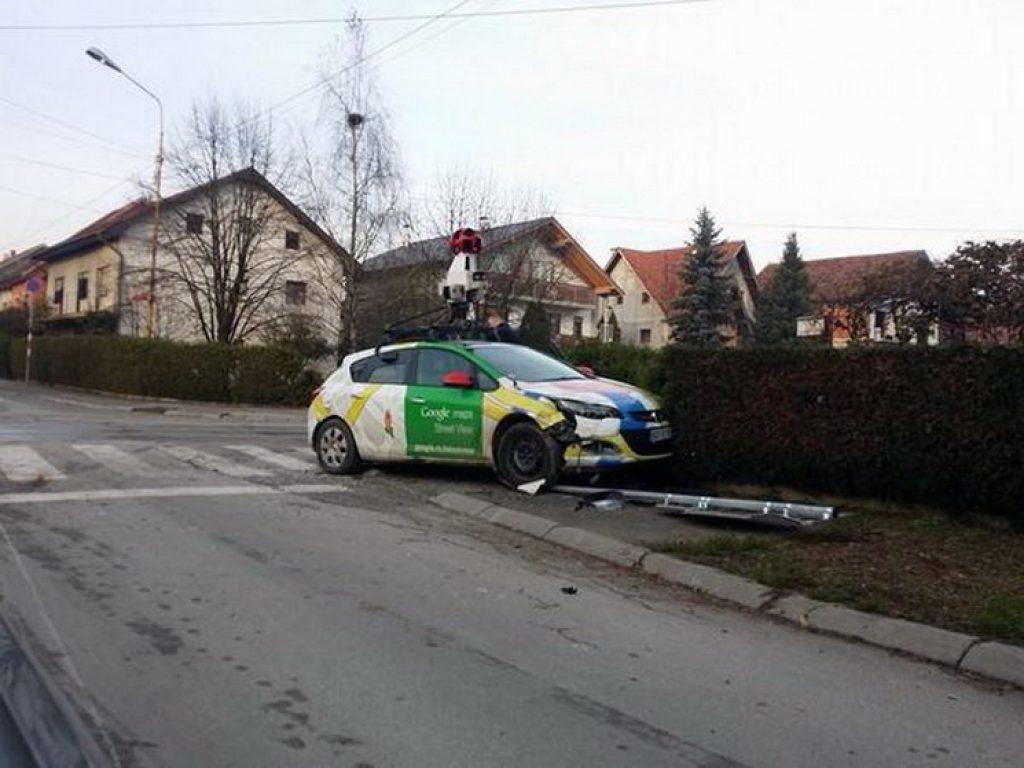 google streetview crash kroatien